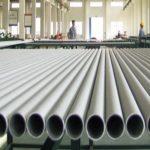 ASTM DIN JIS GB չժանգոտվող պողպատե խողովակ