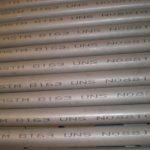 N08810 անխափան խողովակների խառնուրդ 800H խողովակ