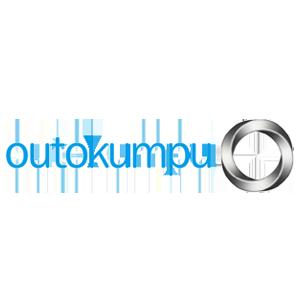 Outokumpu լոգո