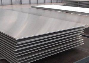 Monel 400 ափսե ASTM B127 UNS N04400 թերթ